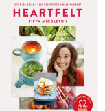 Recipes taken from Heartfelt by Pippa Middleton. Published by British Heart Foundation. Photography by David Loftus.