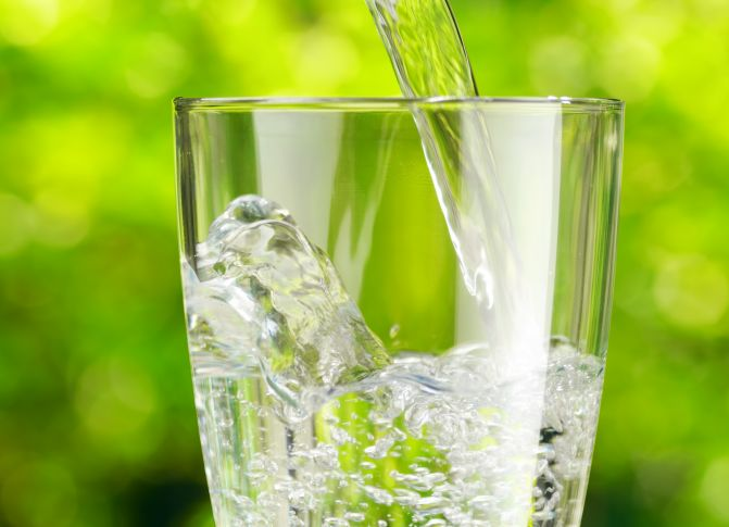 Alkaline Water: Your New Weight Loss Hero