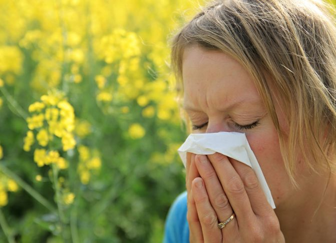 Eat To Beat Hay Fever In 7 Steps!