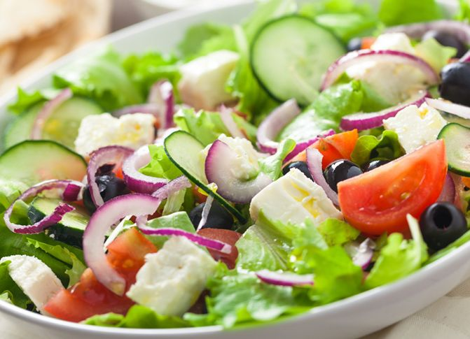 The Health Benefits of a Mediterranean Diet