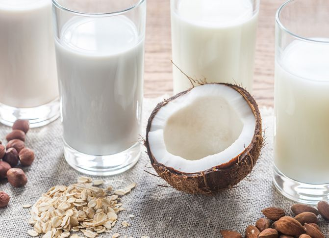 Dairy-free what are the real health benefits