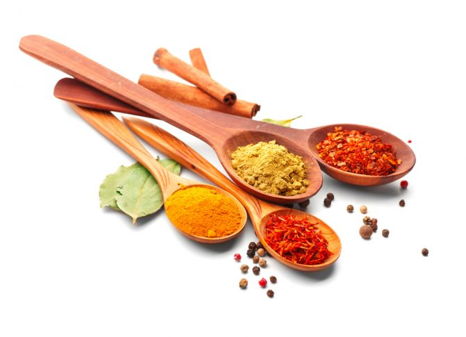 Give Your Dishes A Health Kick With These 7 Essential Herbs & Spices