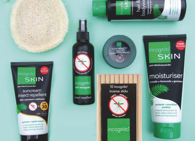 Win a Luxury Combo from incognito worth £66!