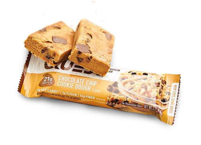 Win a selection of Quest Bars!