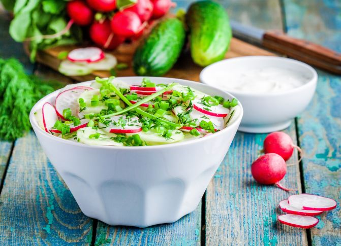 10 Health Benefits of Radishes & Celery