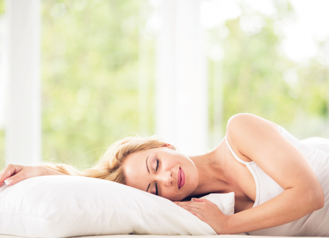 4 foods to help you get a restful night's sleep