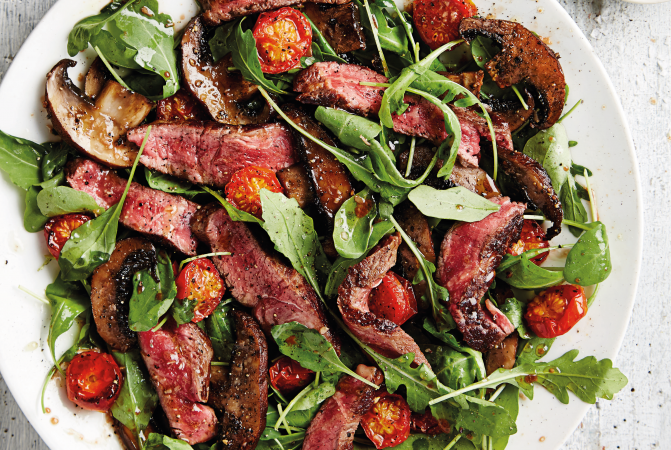 Ultimate Steak Salad