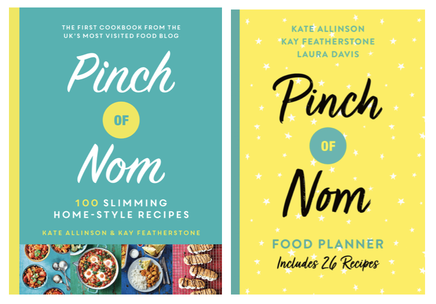 'Pinch of Nom' sells 1 million books in the UK