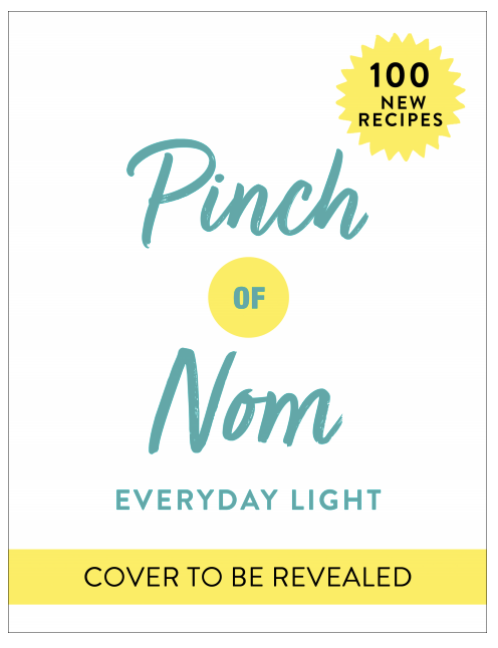 'Pinch of Nom: Everyday Light' announced as new Pinch of Nom cookbook