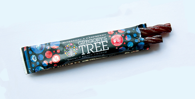 WIN! A month's supply of Gregory's Tree Snack Bars