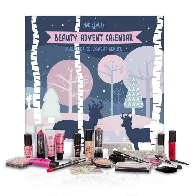 MAD Beauty advent calendar