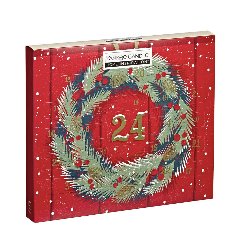 Yankee Candle tealight advent calendar