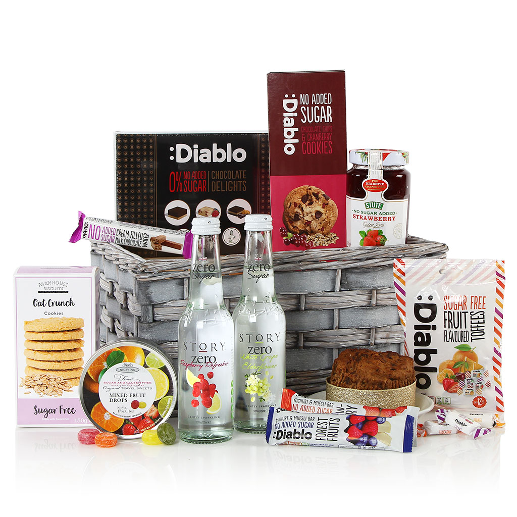 WIN! A Blossoming Gifts diabetic hamper