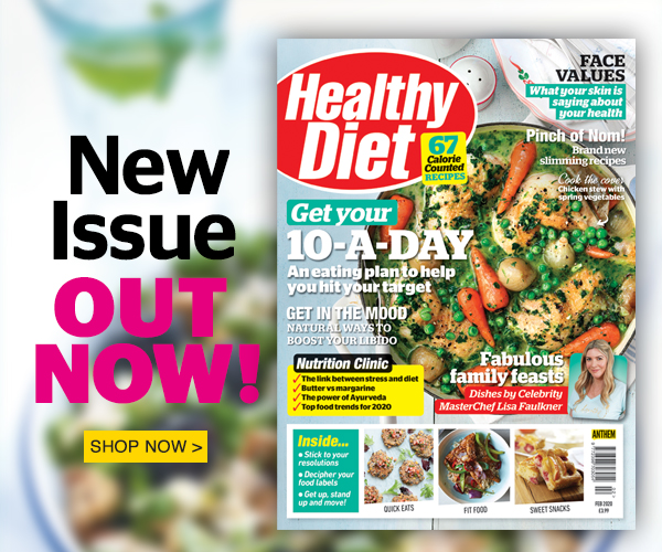 Healthy Diet issue 36 on sale now!