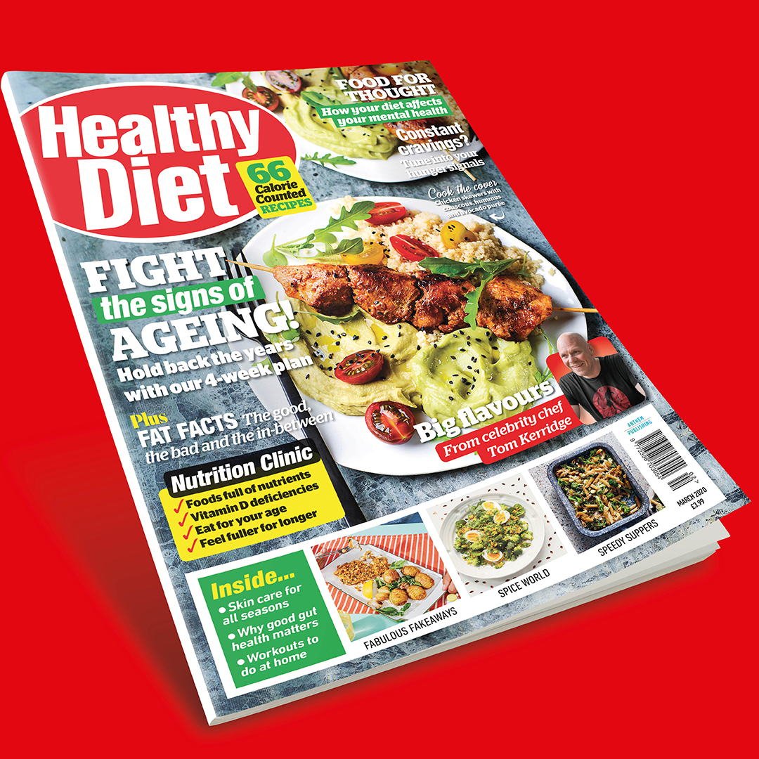 Healthy Diet issue 37 on sale now!